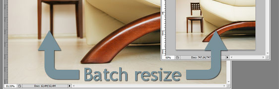 Batch resize in photoshop – How to automatically resize multiple images